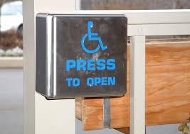 Handicap Door Operators Thornhill
